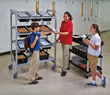 Cambro Flex Station for Schools