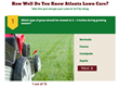 Quick Arbor-Nomics Quiz Helps Homeowners Get Smart About Lawn Care