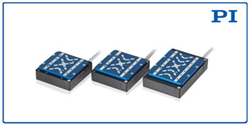 PI's Highly Dynamic Voice Coil Linear Stages, V-52x