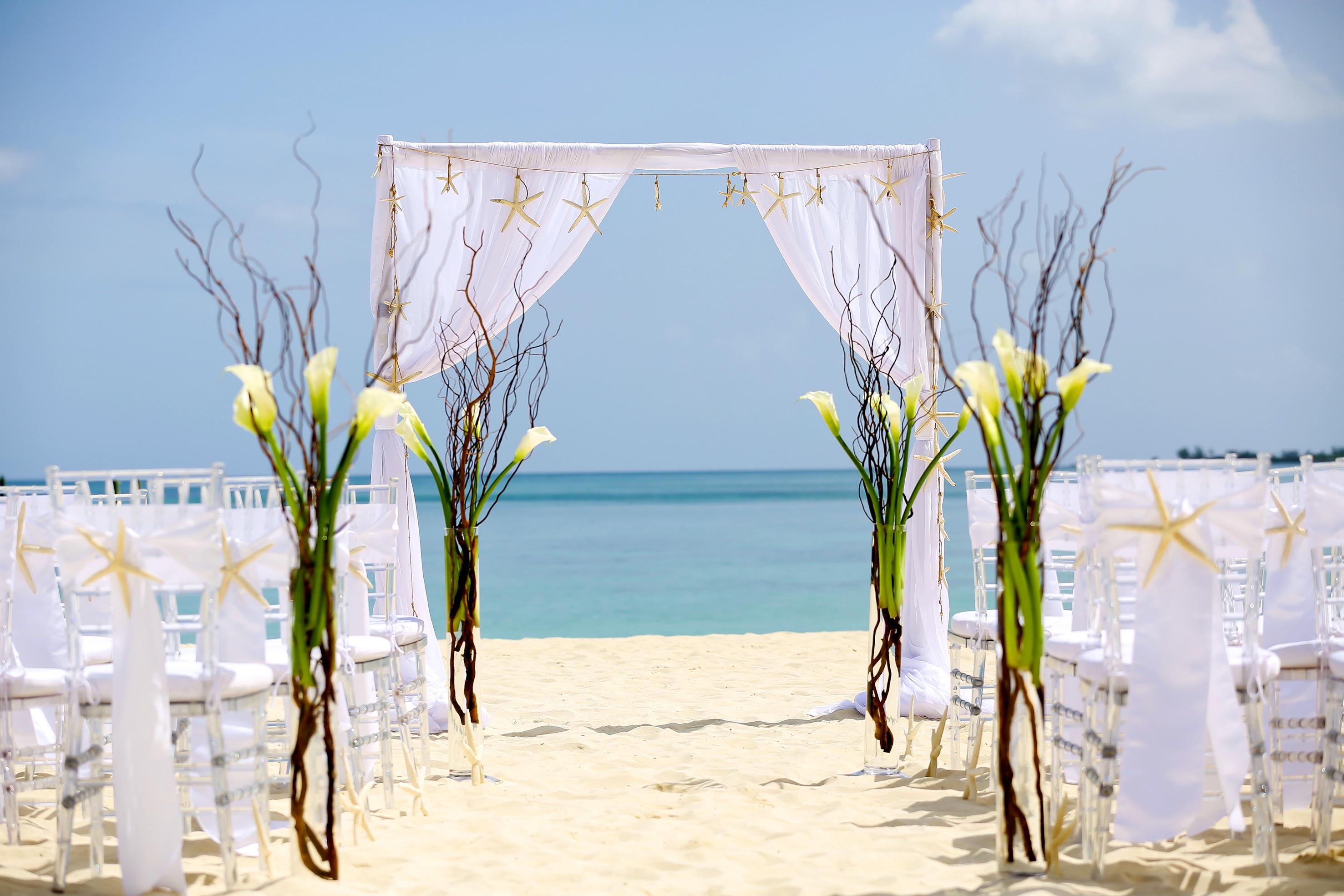 Destination Beach Weddings In United States