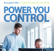 New Zetec RevospECT® Pro Automated Analysis Software: More Control with Less Resources