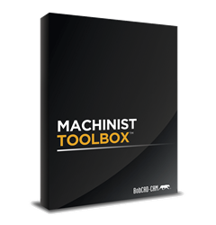 Machinist ToolBox for CAD-CAM Software CNC Programming