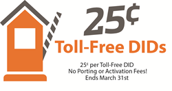 VoIP Innovations Toll-Free