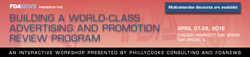 Advertising & Promotion Workshop