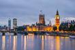 International real estate hub - London UK