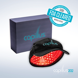 Capillus202 Laser Cap Receives FDA Clearance