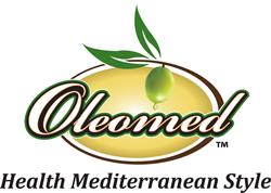 Oleomed Health Mediterranean Style Logo