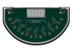 Casino Over Under LLC's goal is for new table game goers to consider Casino Over Under the best casino table game option available.