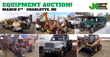 Equipment and Auto Auction, Lansing, MI, March 5, 2016 through JJ Kane Auctioneers