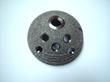 Laser Inscribed Acetabular Cup, Titanium by PhotoScribe