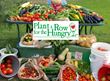 Individuals & community gardeners grow extra produce for Plant A Row for the Hungry