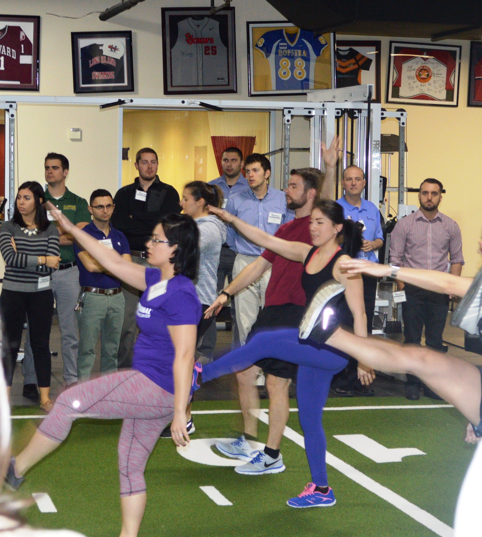 Professional seminars student symposium receives record breaking attendance for Professional physical therapy garden city