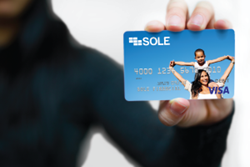 Personalized SOLE Paycard