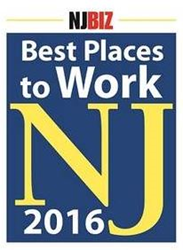 Best Places to Work in NJ 2016