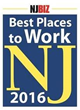 Weinberger Law Group Named a Best Place to Work in NJ For Third Straight Year