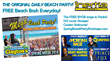 Inertia Tours Announces BYOB Spring Break Beach Party for South Padre Island, Texas