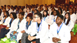 Students in 2016 Doctors on Board conference