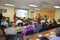 WSD Hosts a Dexter Laundry Service Seminar Training Session