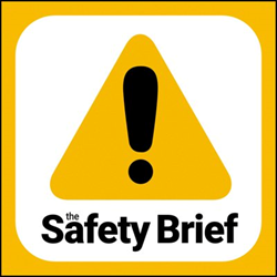 The Safety Brief Logo