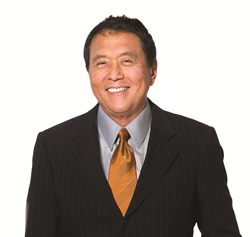Robert Kiyosaki, best-selling author of Rich Dad Poor Dad