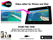 Software Optics' New App ReVu Launches to Apple App Store, Offering Quick Fix for Video Editing for iPhone, iPad & GoPro Cameras