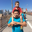LE&RN Youth Ambassador Nicholas Hernandez attends 2015 Walk to Fight Lymphedema & Lymphatic Diseases in NYC