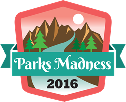 National Parks Madness Badge