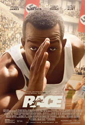 Movie Premiere Poster for Race