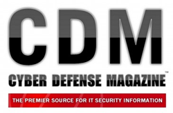 Cyber Defense Magazine, the industry's leading electronic information security magazine and a media partner of the RSA® Conference 2016