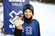 Monster Energy's Cassie Sharpe wins Ski SuperPipe Gold at X Games Oslo 2016. Sharpe Takes first Gold at Second X Games Appearance.