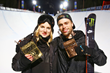 Monster Energy's Cassie Sharpe Takes Gold and Gus Kenworthy Takes Bronze in Ski SuperPipe at X Games Oslo 2016