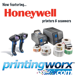 honeywell printers and scanners now available online