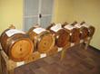 Wooden barrels for aging