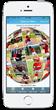 3D Sphere User Interface