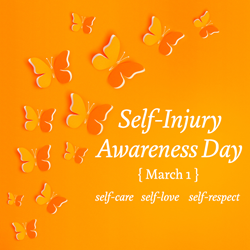 National Self-Injury Awareness Day