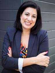 "ALT=[""Monique Svazlian Tallon: Author of Leading Gracefully""]"
