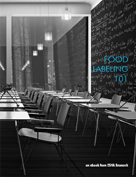Food Labeling eBook