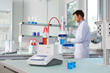 METTLER TOLEDO Launches New Compact Titration 10S Line: Simple and Secure