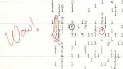 MOSI scientist's discovery may decode famous alien Wow signal