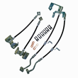 J&M Products Announces Stainless Steel Brake Hose Kit for 2005-2014 Ford Mustangs