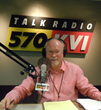 Broker Dave Newberry Marks a Decade Discussing Real Estate on the Radio