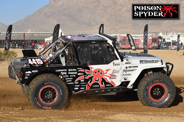 Aftermarket Jeep Parts >> Extensive Presence for TMG Brands at 2016 Tierra Del Sol ...