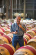 """Marc Mondavi's Divining Rod wines are named for his """"sixth sense"""" for water divining (also called water witching or dowsing)."""