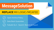 MessageSolution Features Content Archiving and eDiscovery Solutions to Replace MacAfee's MX Logic at the 2016 RSA Security Conference in San Francisco, California