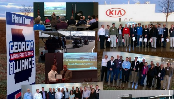 the georgia manufacturing alliance tours kia motors manufacturing georgia plant and finds that. Black Bedroom Furniture Sets. Home Design Ideas