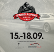 The 2016 Swiss Alpine Rally