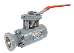 ValvTechnologies V1-1 metal seated ball valve
