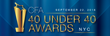 Commercial Finance Association Launches 40 Under 40 Awards