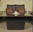 fire pit tales, patio tables, hibachi, hibachi tables, home furnishings, grill tables