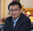 Dzogchen Ponlop Rinpoche, author of Emotional Rescue book